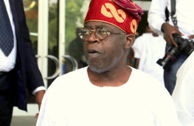 Nigerians No Longer Pay For Darkness Because Electricity Is Stable Under Buhari's Government- Tinubu