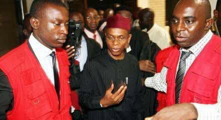 CORRUPTION: EFCC OPERATIVES STORM KADUNA GOVT HOUSE; EL-RUFAI'S TOP AIDE CONFESSES, INDICTS HIS BOSS OVER MISSING ECOLOGICAL FUNDS