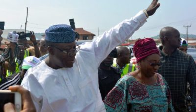 EKITI 2018!!! Tension!!! INEC Receives Immediate Marching Order To Declare PDP As The Winner Of The Ekiti State Governorship Election, Or
