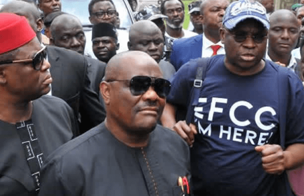 BREAKING: Fani-Kayode Arrested For Accompanying Fayose To EFCC