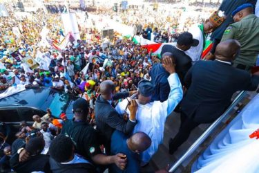 Feb. 23!!! Kwankwaso Set To Deliver Millions Of Lagos Votes To Atiku, May 'Overthrow' Tinubu On Saturday