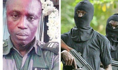 How Armed Robber Stormed Police Station To Expose SARS Officer Who Was Their Gang Leader.