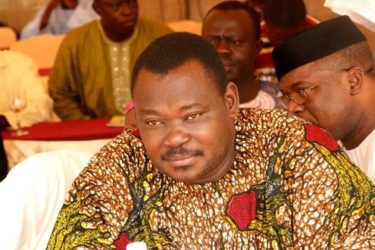 BREAKING: Fire kills Jimoh Ibrahim's mother