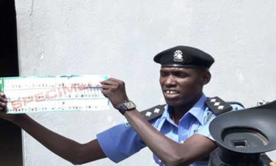 Kano Police say arrested ballot papers 'specimen' not original