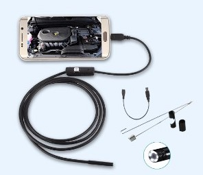 Endoscope 7MM USB Waterproof Android and PC