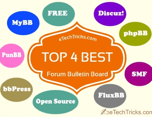Top 4 Best Free & Open Source Forum Bulletin Board