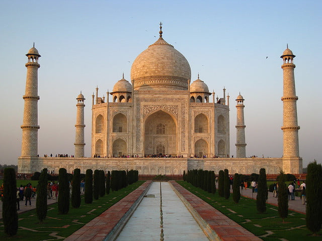 Agra Tajmahal honeymoon