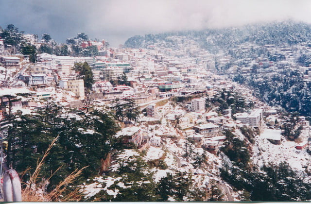 Simla Honeymoon places