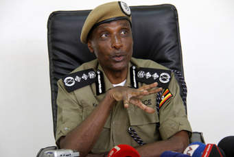 Still in-charge: Igp Kale Kayihura overhauls Police's Land Protection Unit,commander sent for refresher training!