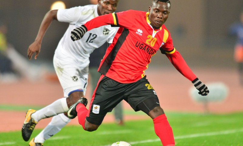 10 man Uganda Cranes bow out of CHAN 2018 after Namibia late win