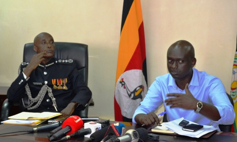 Dead Investors Were Invited On Forged Letter- Kayihura