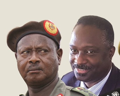 President Museveni Honours Former ISO Boss At Tarehe Sita Celebrations