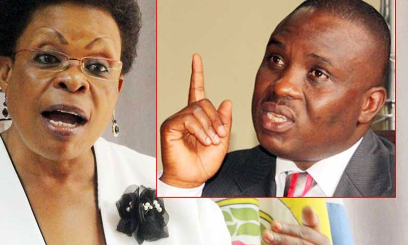 POWER STRUGGLES AT KCCA: LORD MAYOR LUKWAGO DRAGS MINISTER KAMYA TO COURT!