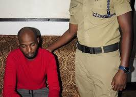Police Arrests Mowzey 'Killer' from ahideout!