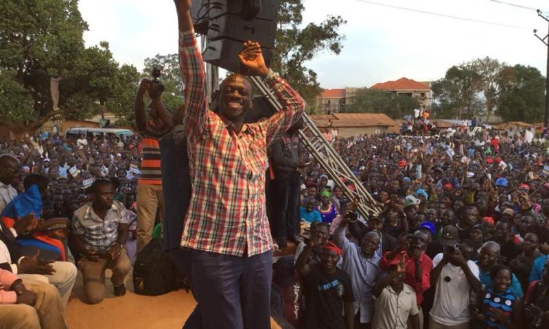 Jinja Bye Election: Besigye Rallies Busoga For FDC's Paul Mwiru