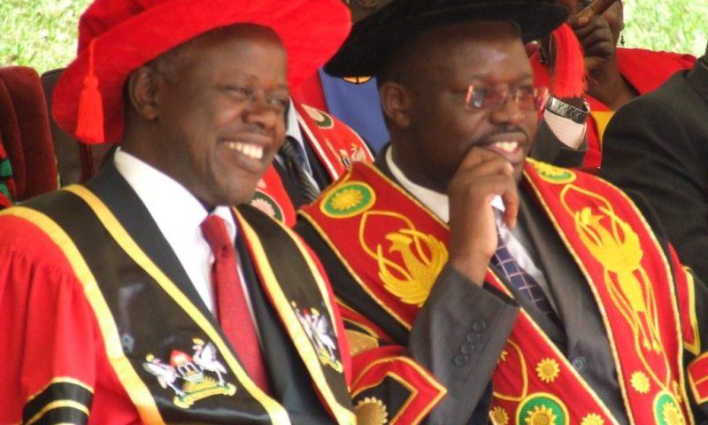 Museveni Ignores Baryamureeba, Re-instates 'Fired' Balunywa Principal MUBS!