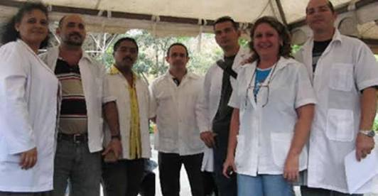 President M7 Hires Cuban Doctors To Fight Ticks!
