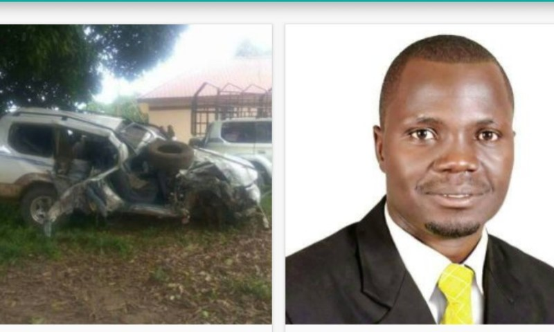 Buyaga MP 'Cheats' Death After Nasty Accident
