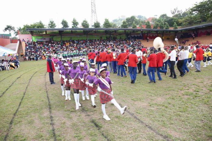 What You Missed At Kampala Parents' Sports Day Out: Pupils Pullout Rare Talents!