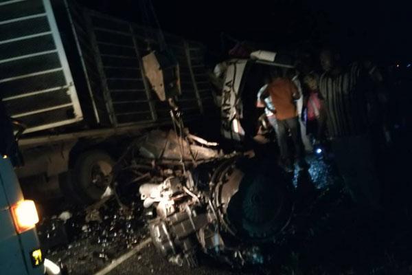 20 Confirmed Dead In Kiryandongo Gaaga Bus Accident