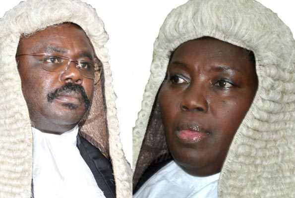 Probe Must continue: Speaker Kadaga Disagrees With Her Deputy Oulanya, Kasekende On BoU AG Probe!