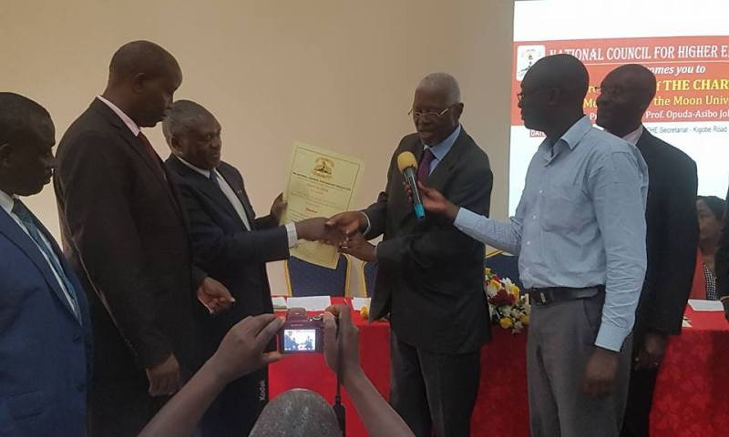 President Museveni Elevates Mountains Of The Moon University, Now Can Award Phds