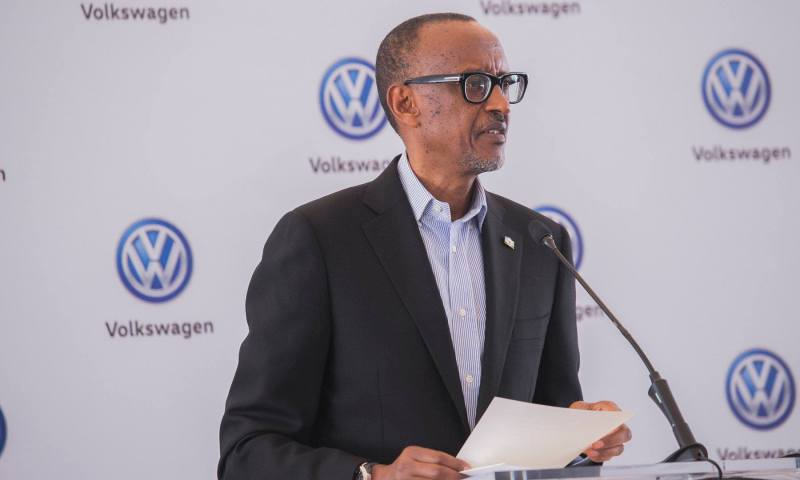 Volkswagen Sets Up Assembly Point In Rwanda, Plant To produce 5000 Vehicles Per Year
