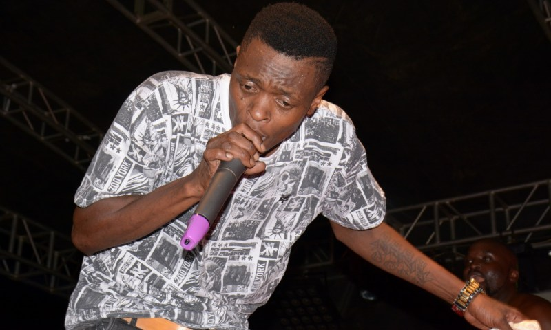 I want My Concert Alone-Chameleone Rejects Curtain Raisers