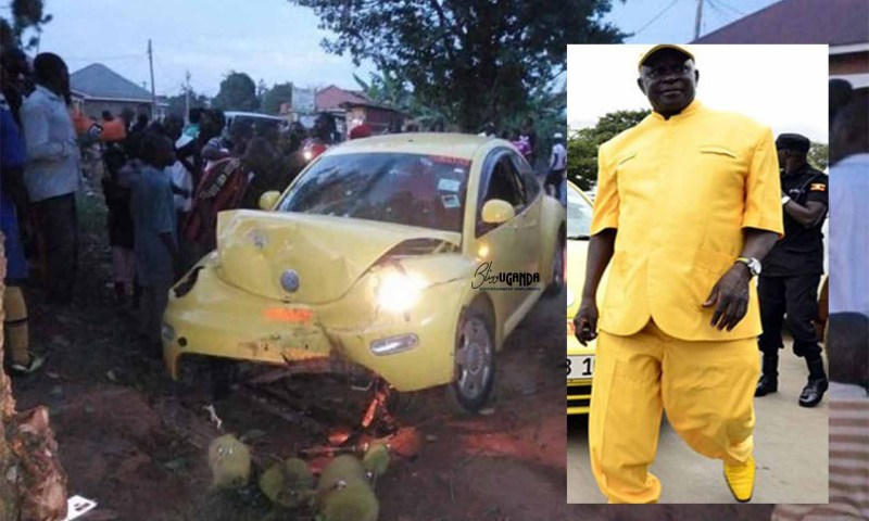 Slain Col. Abiriga's Bodyguard Identified, They're Blood Brothers!