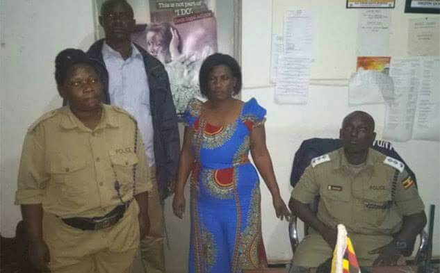 Woman Arrested Over Staged Kidnap