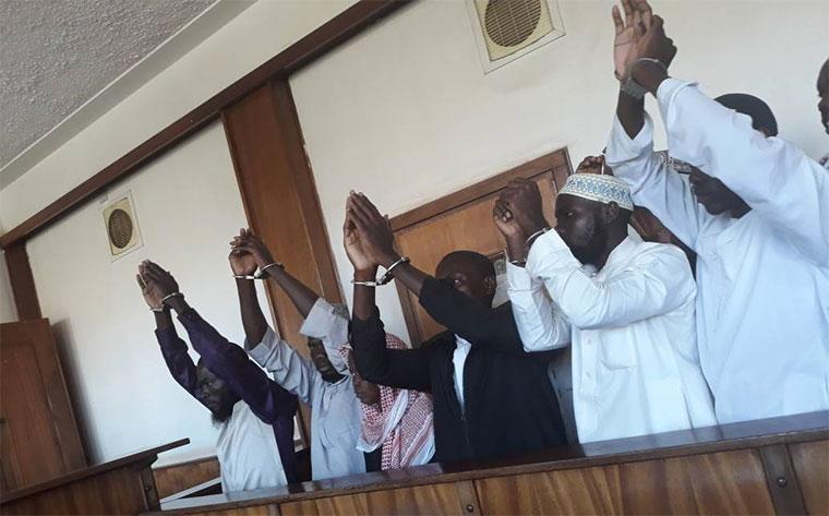 Magara Murder Suspects Sent Back To Prison