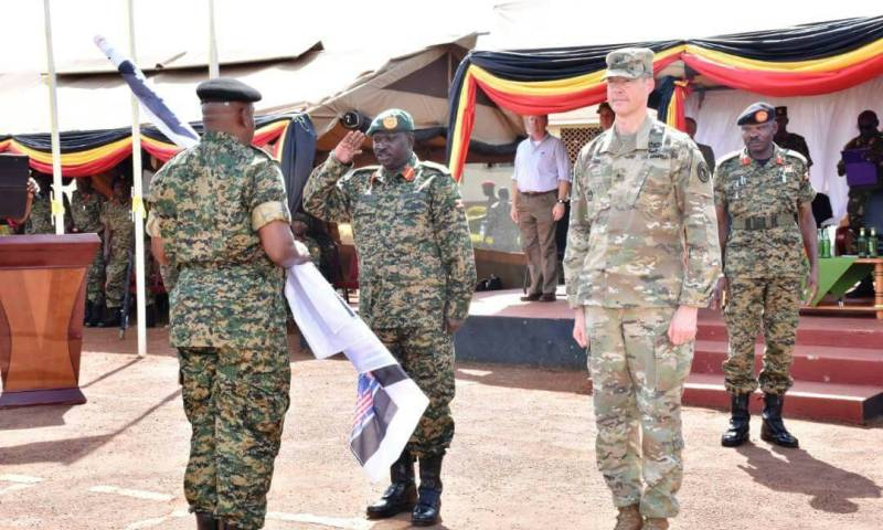 A stable Somalia Must Be Our Shared Vision: Gen.Elwelu Tips EU,TCC