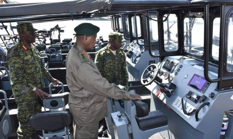 I Organized Land & Air Forces, Let's Move To Water Now: M7 Commissions UPDF Modernised Rhino Fighter Boats
