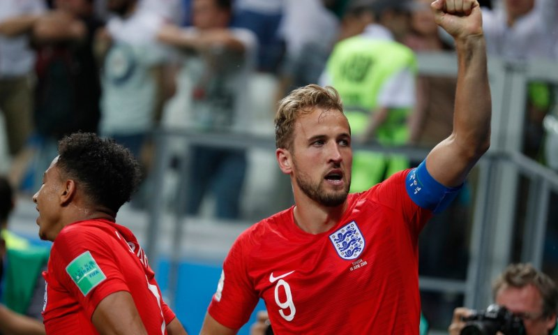 Harry Kane In For The W.C Golden Boot