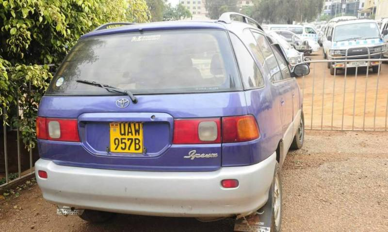 Police Nets 3 Notorious City Vehicle Thugs