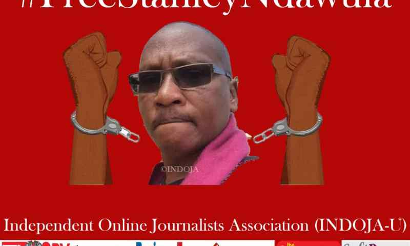 Investigator CEO Stanley Ndawula Released, No Charges Against Him!