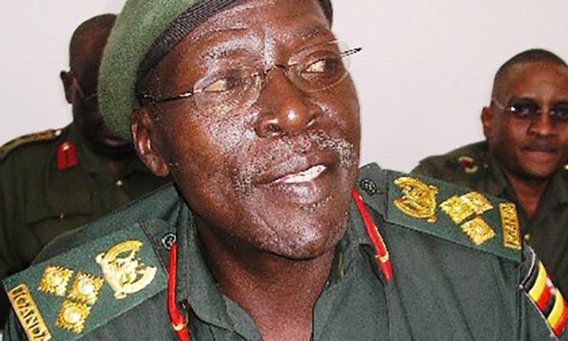 Gen.Kasirye Ggwanga Dies On Heroes' Day!