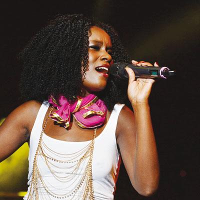 Singer Juliana Kanyomozi To Start Reality Show