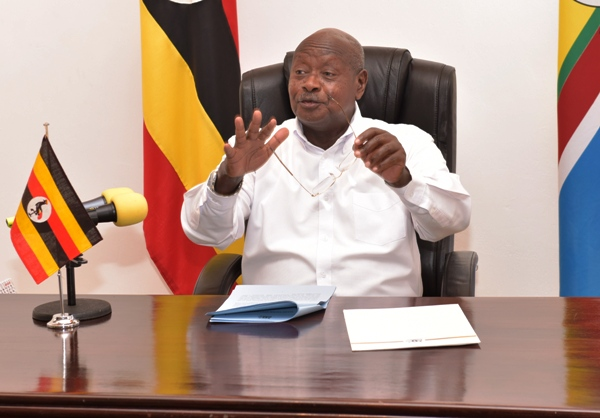 Actual Figure Was 0.5%, Not 1%: Museveni Clarifies On New MM, Social Media Taxes