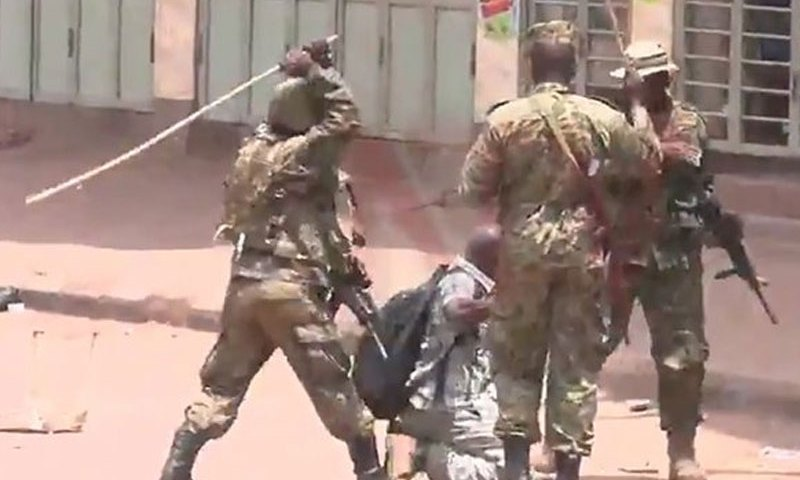 Journalists'rights  Bodies Give 48 Hr  Ultimatum To UPDF Over Tortured Journalists