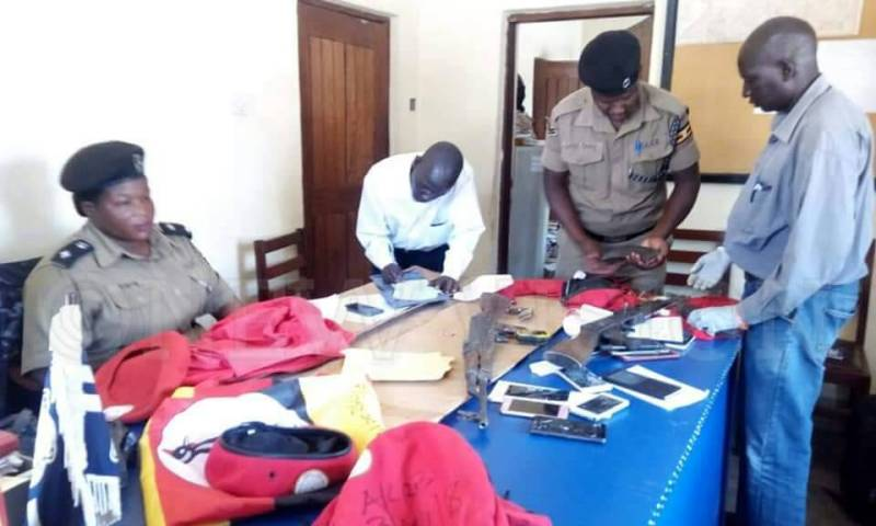 Bobiwine, Wadri Arrested with 112 Bullets, To Be Charged With Treason By Military Court!