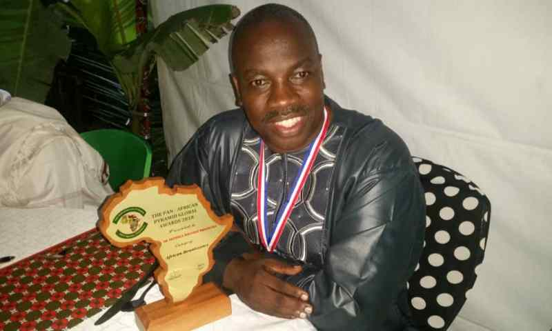 Exclusive: Agriculture Ministry's Patience Rwamigisa Scoops Pan-African Pyramid Award!
