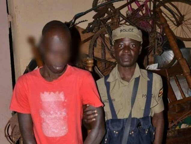 Chinese Investor Killer Arrested In Mukono After Four Months Of Hiding
