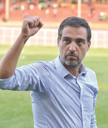Fired Vipers Coach Da Costa Lands On A Fresh Job