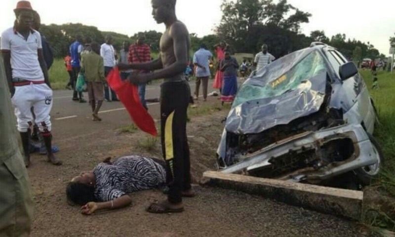 7 Perish on Gulu-Kampala Highway
