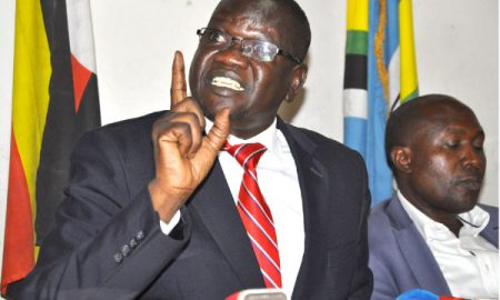 FDC Faults Museveni On EC Remarks
