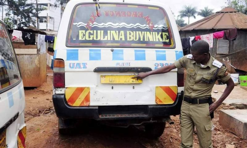 Police Impounds Three Taxis Used In Robbery