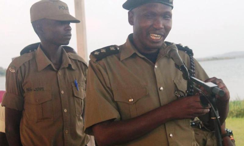 Top Police Boss In Trouble Over Shs5B Missing Police Money