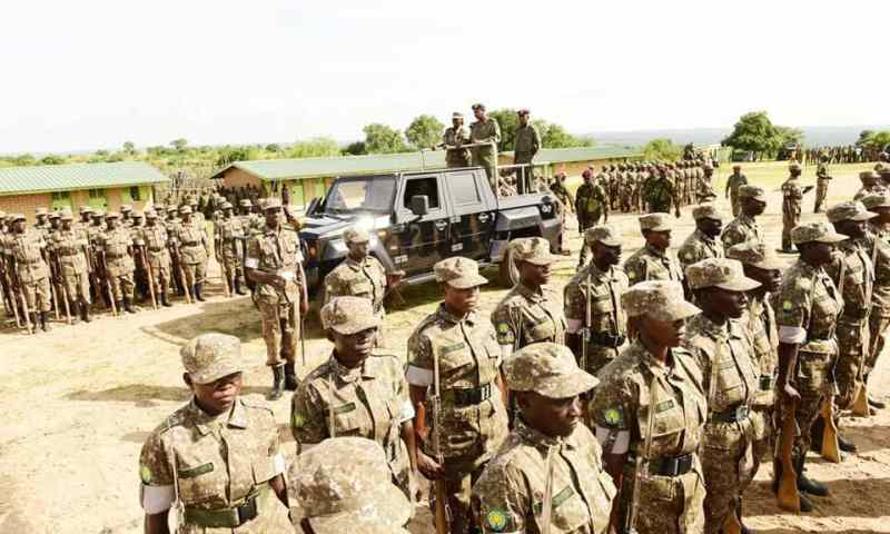 M7 Passes 487 Rangers, Scoffs At UTB, Embassies Over Little Tourism Revenue Collection