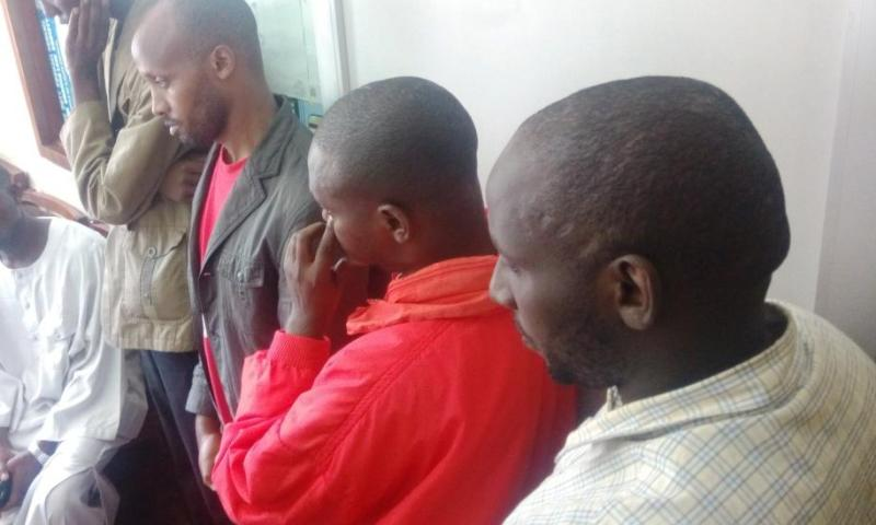 Suspects In S.Sudanese Murder Case Charged,Remanded